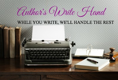 Kicking-Off Author's Write Hand! #virtualassistants
