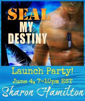 You're Invited: SEAL My Destiny Launch Party w/ Sharon Hamilton